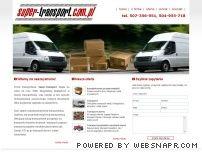 Super - Transport Pojazdów mechanicznych