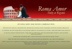 Roma Amor - Ślub w Rzymie