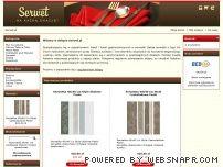 SERWET - Serwetki papierowe