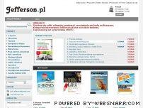 Księgarnia internetowa Jefferson.pl - książki o tematyce business.