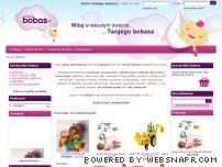 MiniBobas.pl - zabawki i artykuły dla dzieci i niemowląt. Twój smyk je doceni.