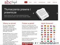 Agencja Tłumaczeń ABC Lingua