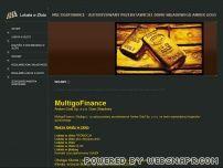 MultigoFinance Amber Gold Sp. z o.o - Lokata w zloto